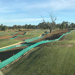 Sydney Golf course construction