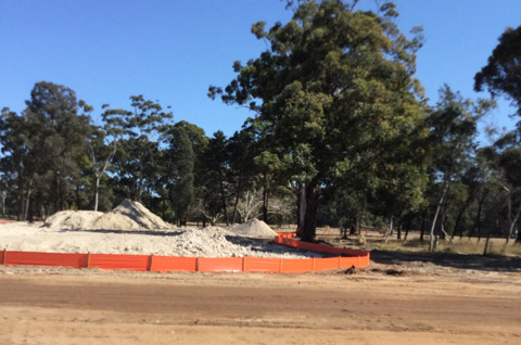 Moorebank Civil Site